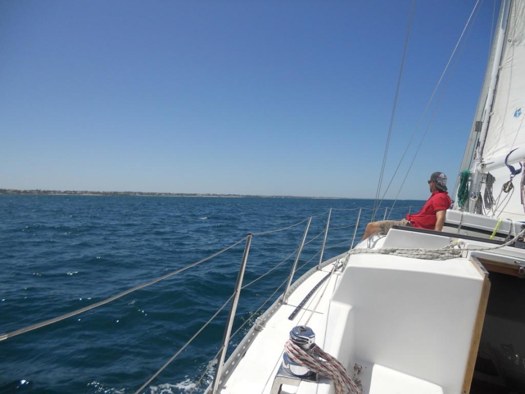 A breath of fresh sea air